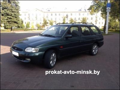 Прокат универсала FORD Escort в Витебске без водителя