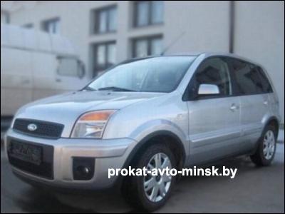 Прокат хетчбэка FORD Fusion в Минске без водителя