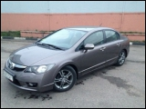 Прокат седана HONDA Civic в Минске без водителя