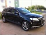 Аренда внедорожника AUDI Q7 в Минске с водителем