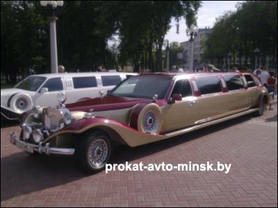 Аренда лимузина LINCOLN Town Car в Минске с водителем