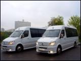 Аренда микроавтобуса MERCEDES Sprinter в Минске с водителем