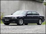 Аренда седана BMW 7-reihe (E38) в Минске с водителем