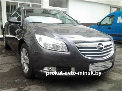 Прокат универсала OPEL Insignia в Минске без водителя