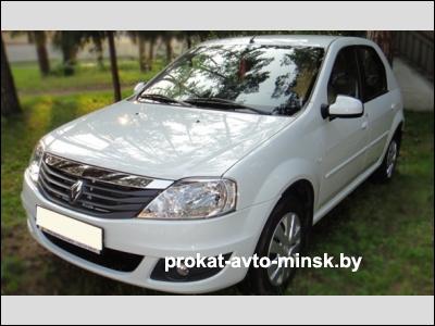 Прокат хетчбэка RENAULT Sandero в Минске без водителя