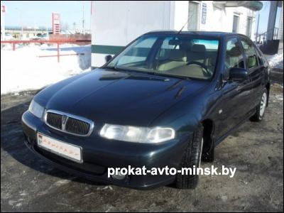 Прокат седана ROVER 400-Series в Витебске без водителя