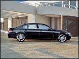Аренда седана BMW 7-reihe (E66) в Минске с водителем