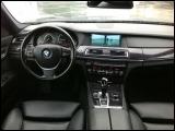 Аренда седана BMW 7-reihe (F01) в Минске с водителем