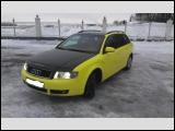 Прокат универсала AUDI A4 B6 в Минске без водителя
