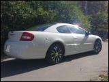 Прокат купе CHRYSLER Sebring в Минске без водителя